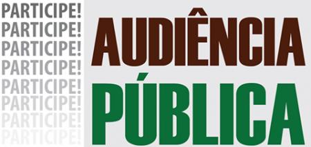 Audiência Pública de Prestação de Contas