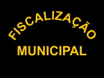 FISCALIZAÇÃO TRIBUTÁRIA - DENUNCIAS
